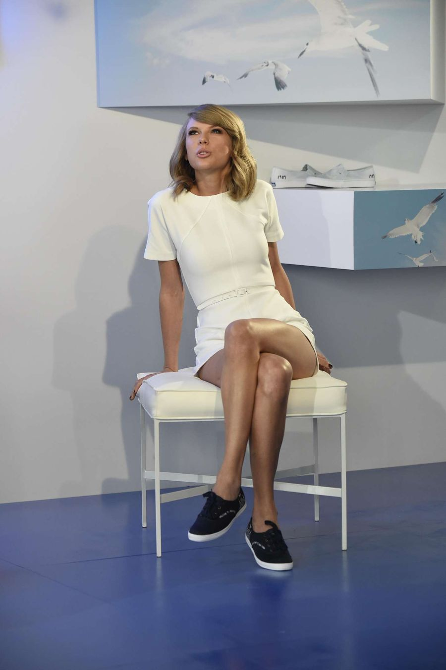 Taylor Swift - Keds and Taylor Swift 1989 Style Event