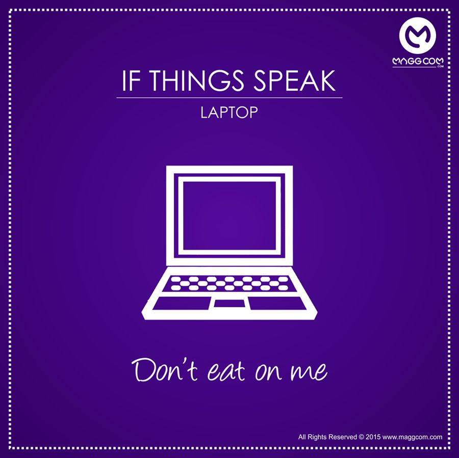 If Things Start Speaking to Their Owners