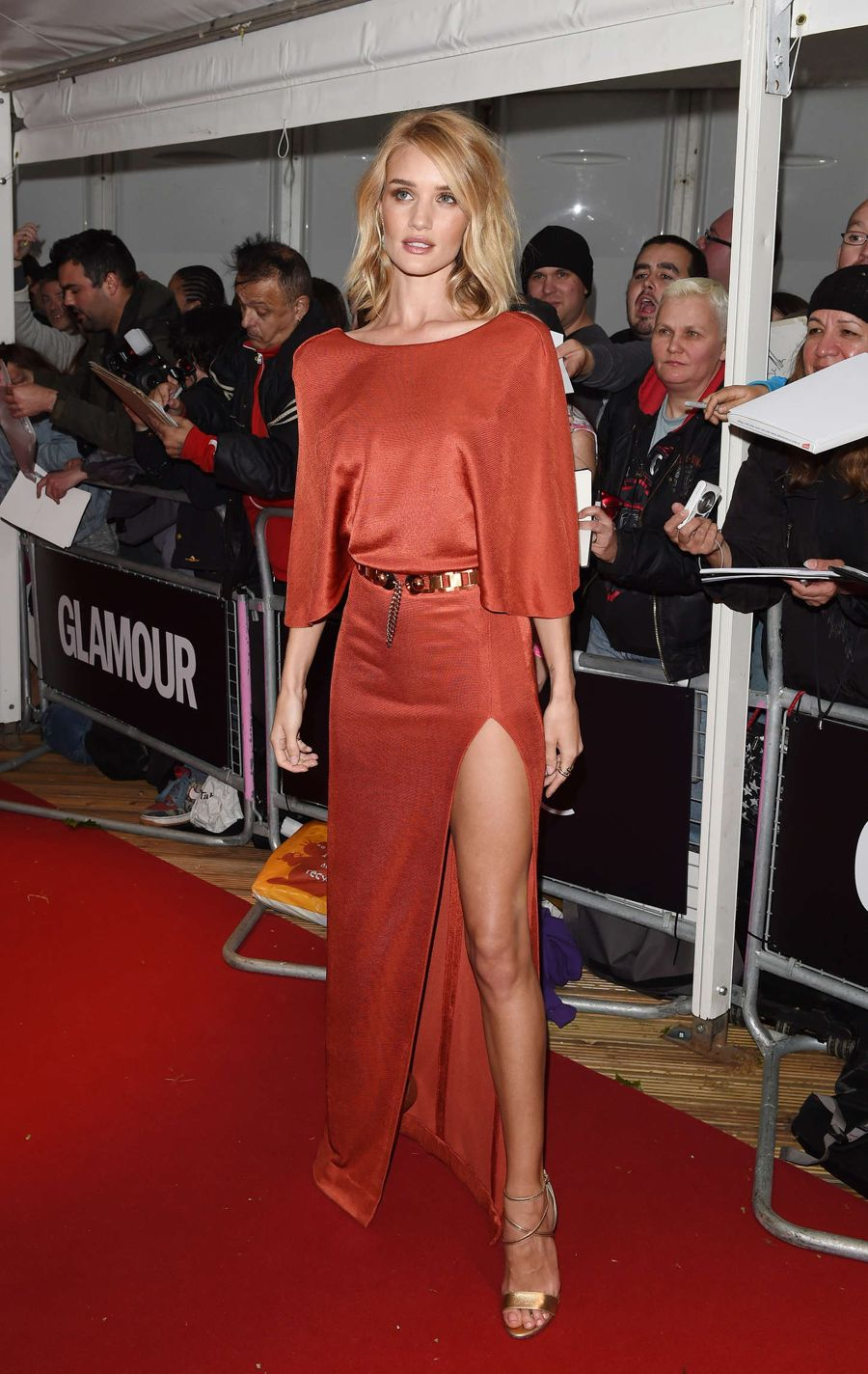 Rosie Huntington - Glamour Women Of The Year Awards