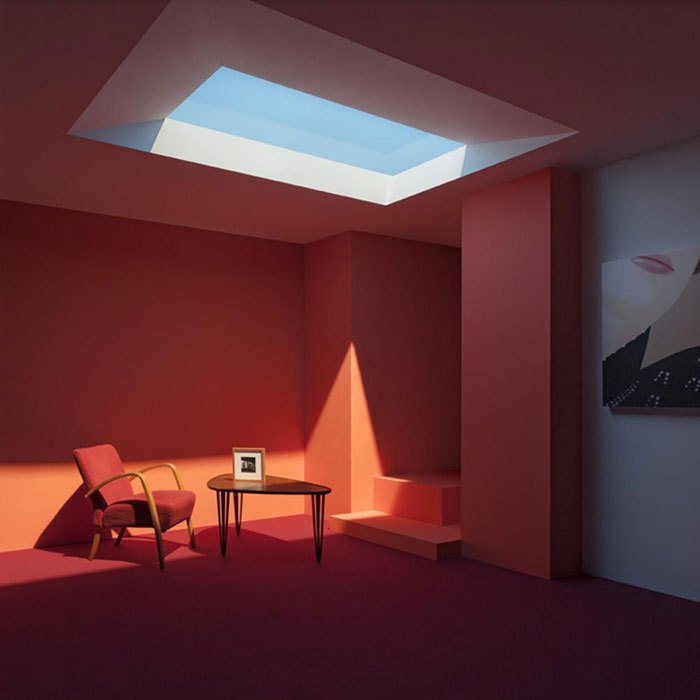 Scientist's Made Artifical Skylight Mimics Natural Light