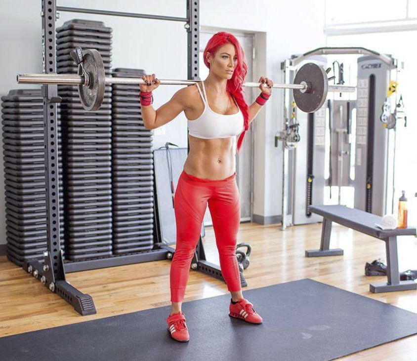 Eva Marie - Body Series Photoshoot