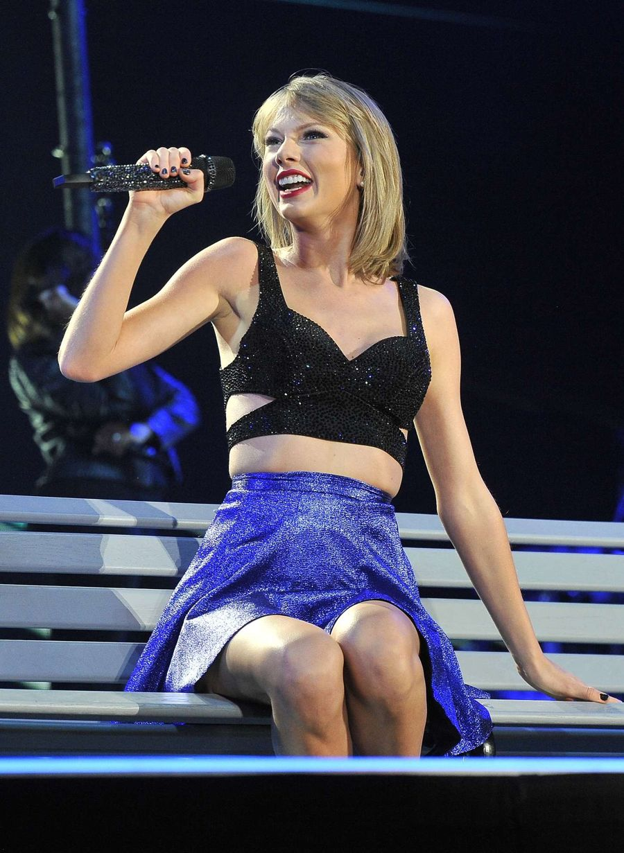 Taylor Swift 1989 World Tour In Detroit Hollywood Celebs Fropky Com