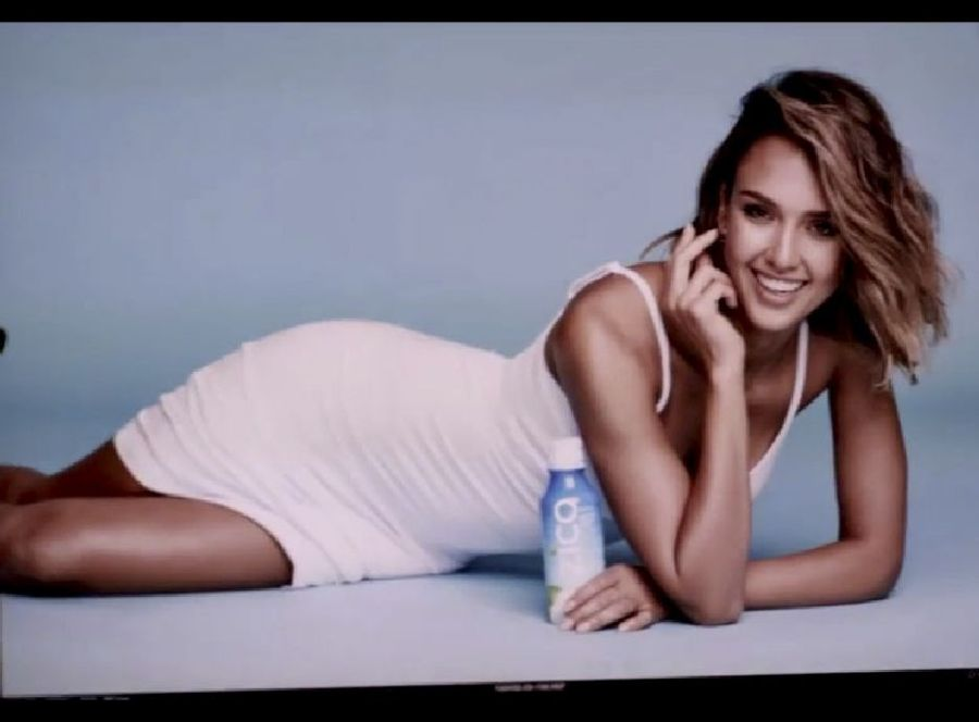 Jessica Alba Returns for Zico Photoshoot 2015