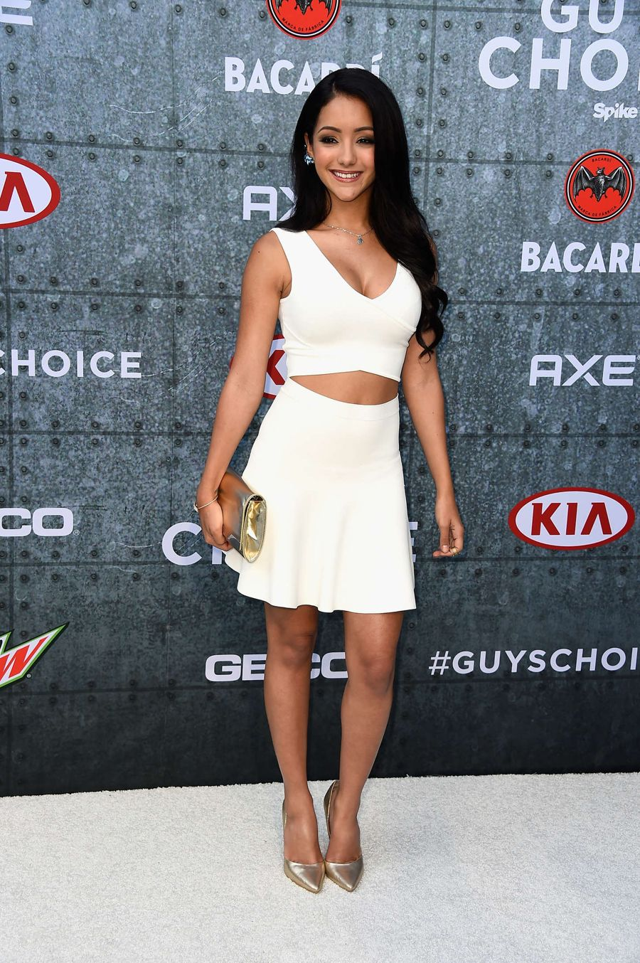 Melanie Iglesias - Spike TV's Guys Choice 2015