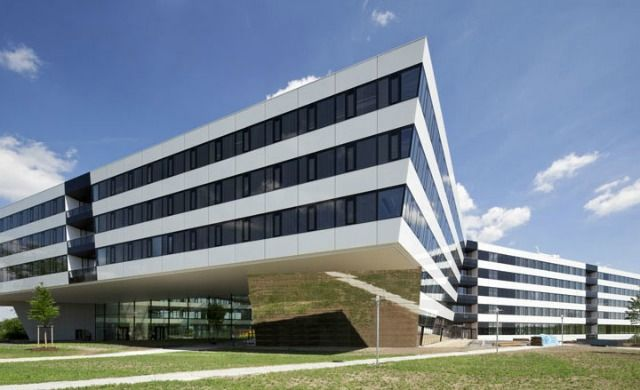 12 Office Buildings From Around The World