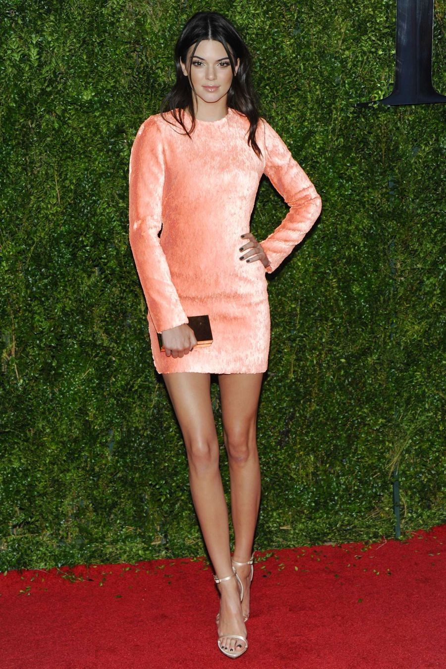 Kendall Jenner - 2015 Tony Awards in New York