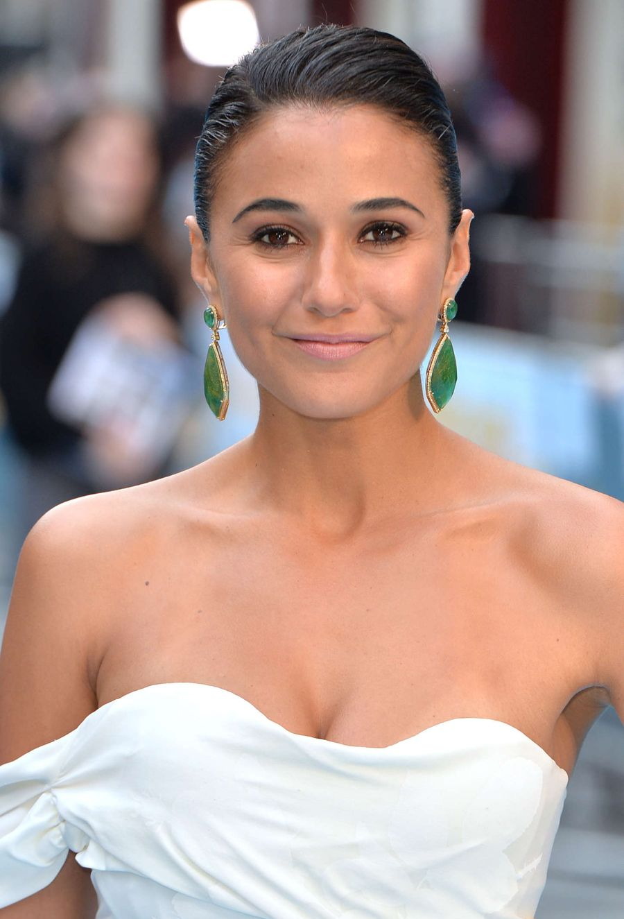 Emmanuelle Chriqui - 'Entourage' Premiere in London