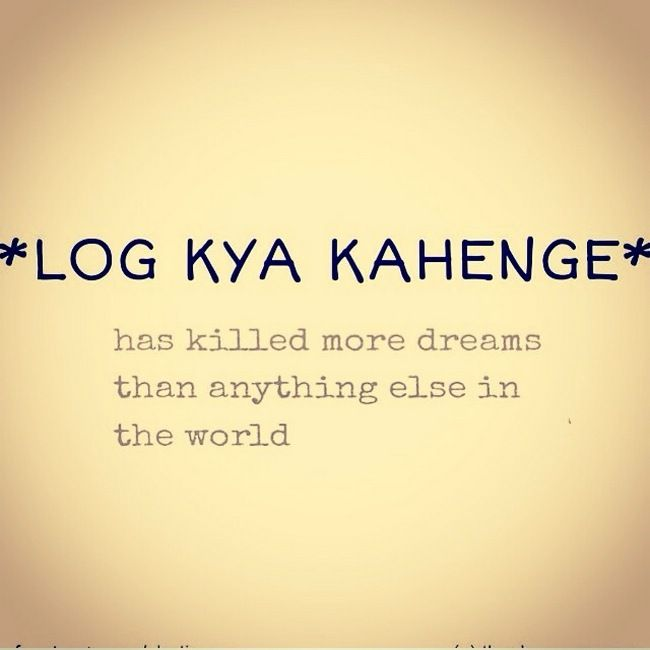 Reasons You Don't Need To Care About 'Log Kya Kahenge'