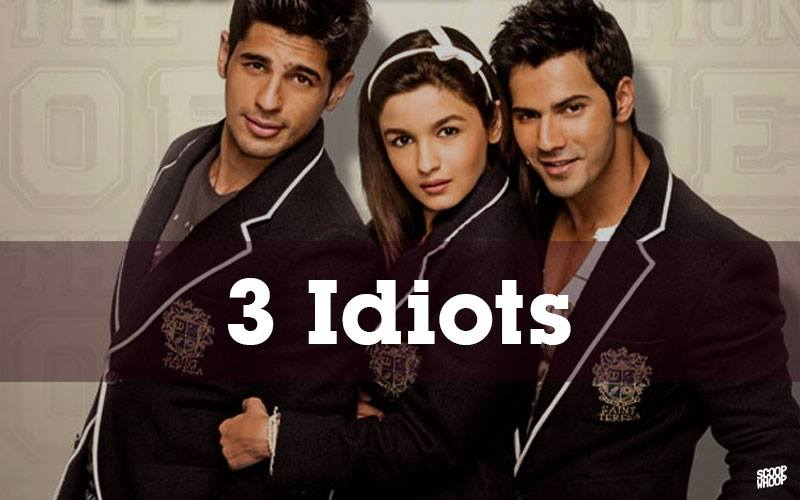 Bollywood Movie Names Replaced
