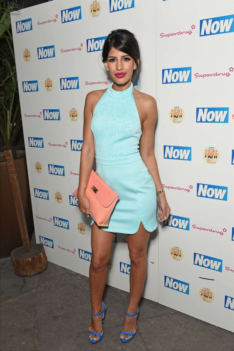 Jasmin Walia - Now Smart Girls Fake It Campaign