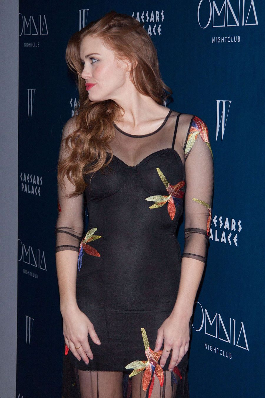 Holland Roden - Omnia Nightclub At Caesars Palace