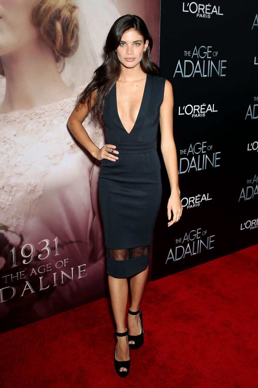 Sara Sampaio - 'The Age of Adaline' Premiere in NYC