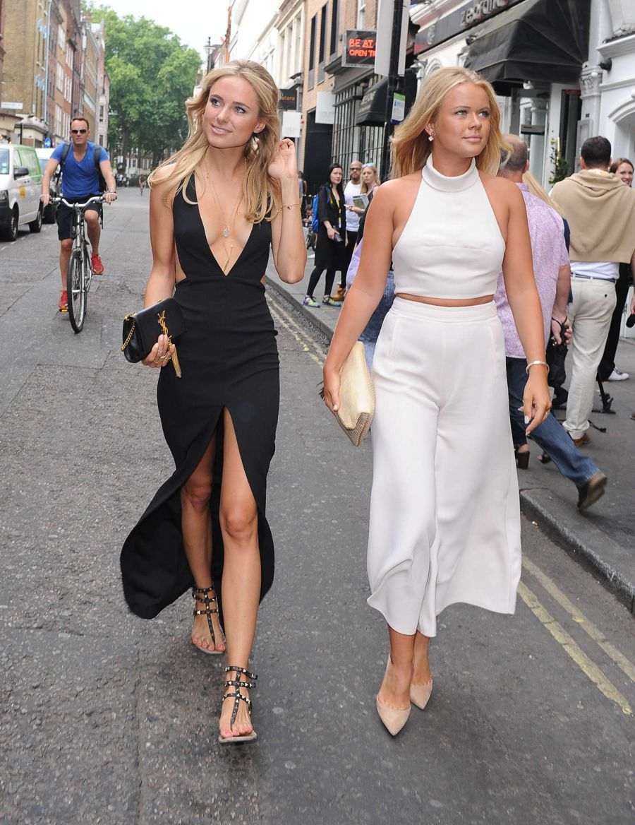 Kimberley Garner - Fashion Show in London