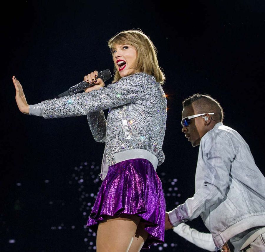 Taylor Swift 1989 World Tour In Philadelphia Hollywood Celebs Fropky Com