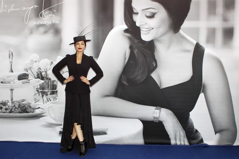 Aishwarya Rai at 'Prix de Diane' Event