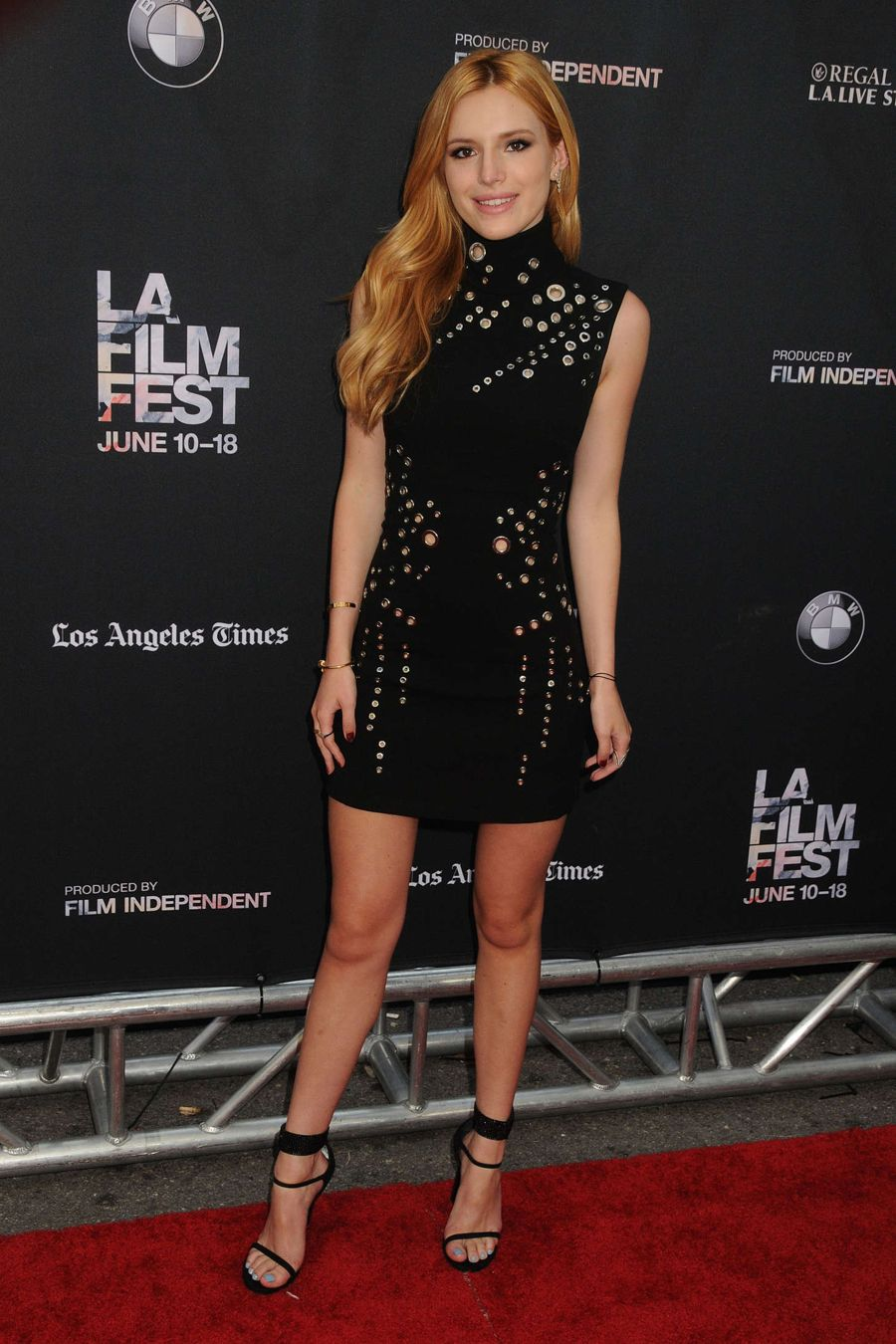 Bella Thorne - 'Scream' Premiere at LA Film Festival