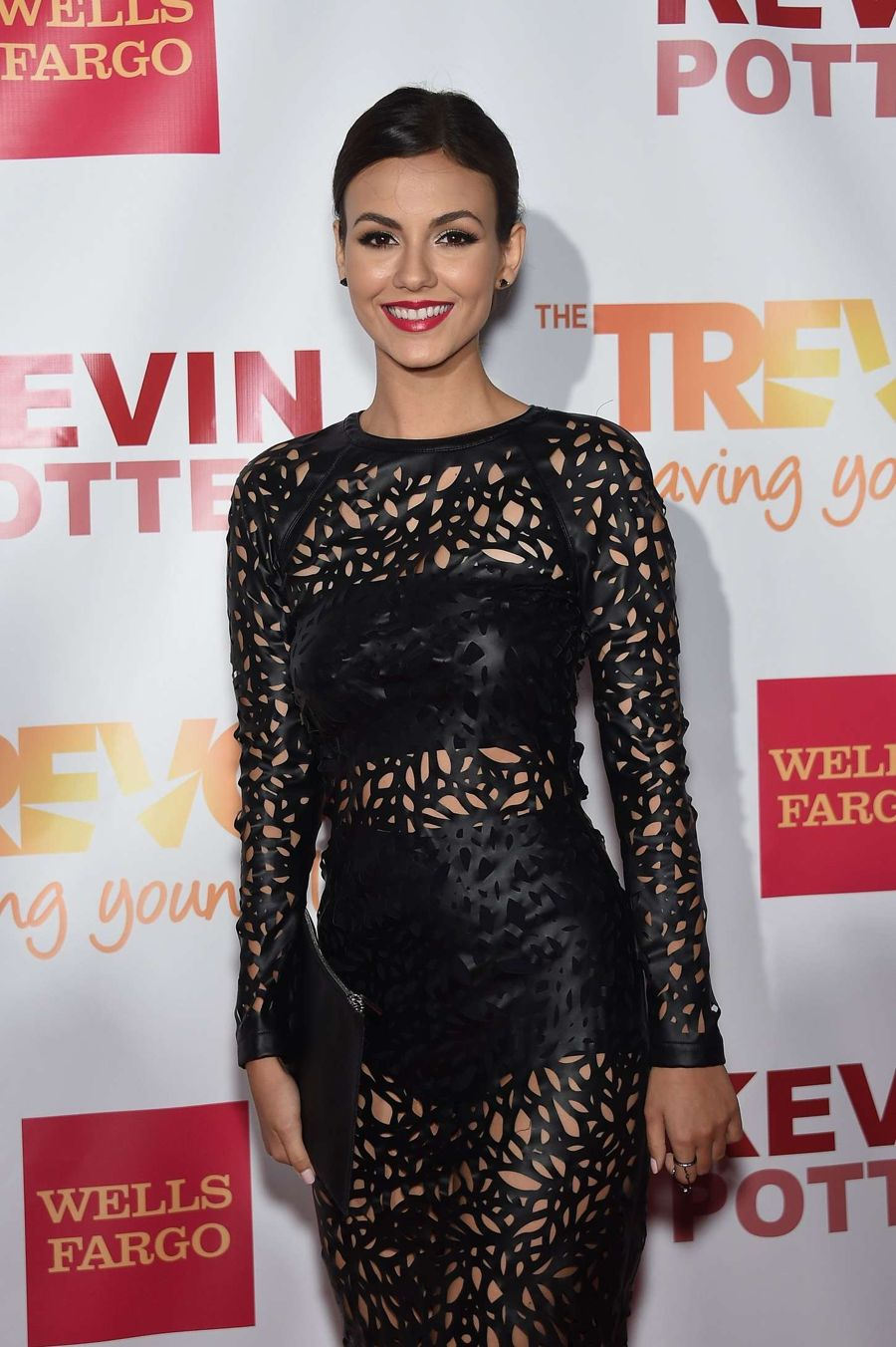 Victoria Justice - TrevorLIVE Event in New York
