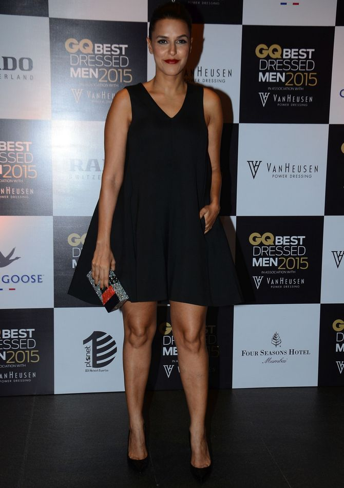 GQ hosted its Men of the Year awards 2015