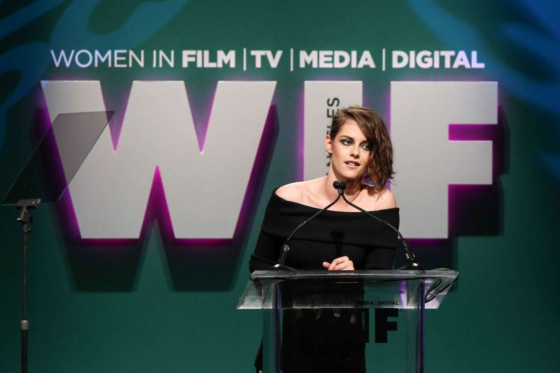Kristen Stewart – Women In Film 2015 Crystal + Lucy Awards