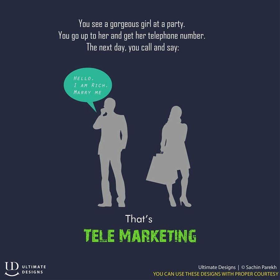 Marketing Concepts Explained by Guys approaching Girls
