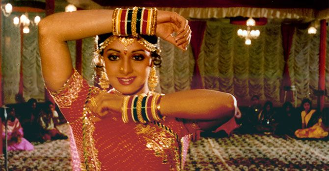 Bollywood's catchiest dance steps?