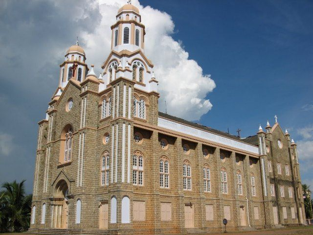 14 Beautiful Churches In India