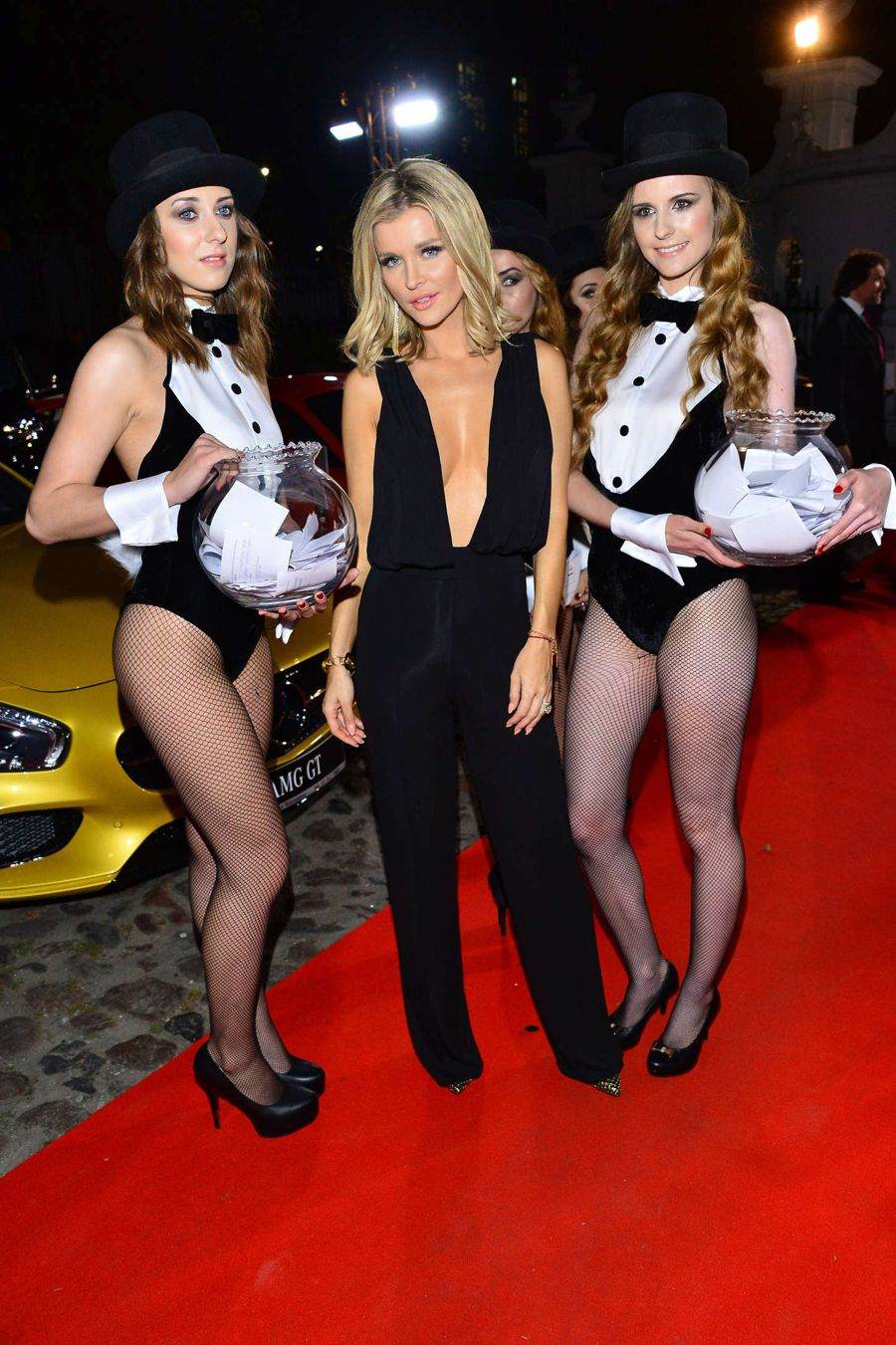 Joanna Krupa - Car of the Year Event