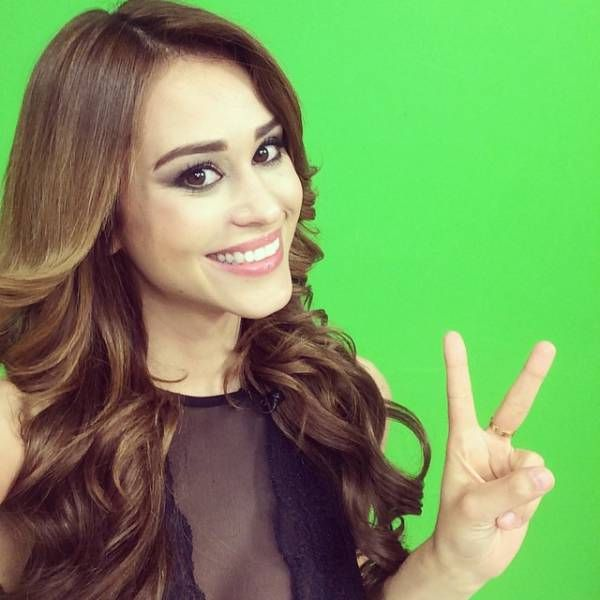 Photos Of Yanet Garcia, Hot Weather Reporter