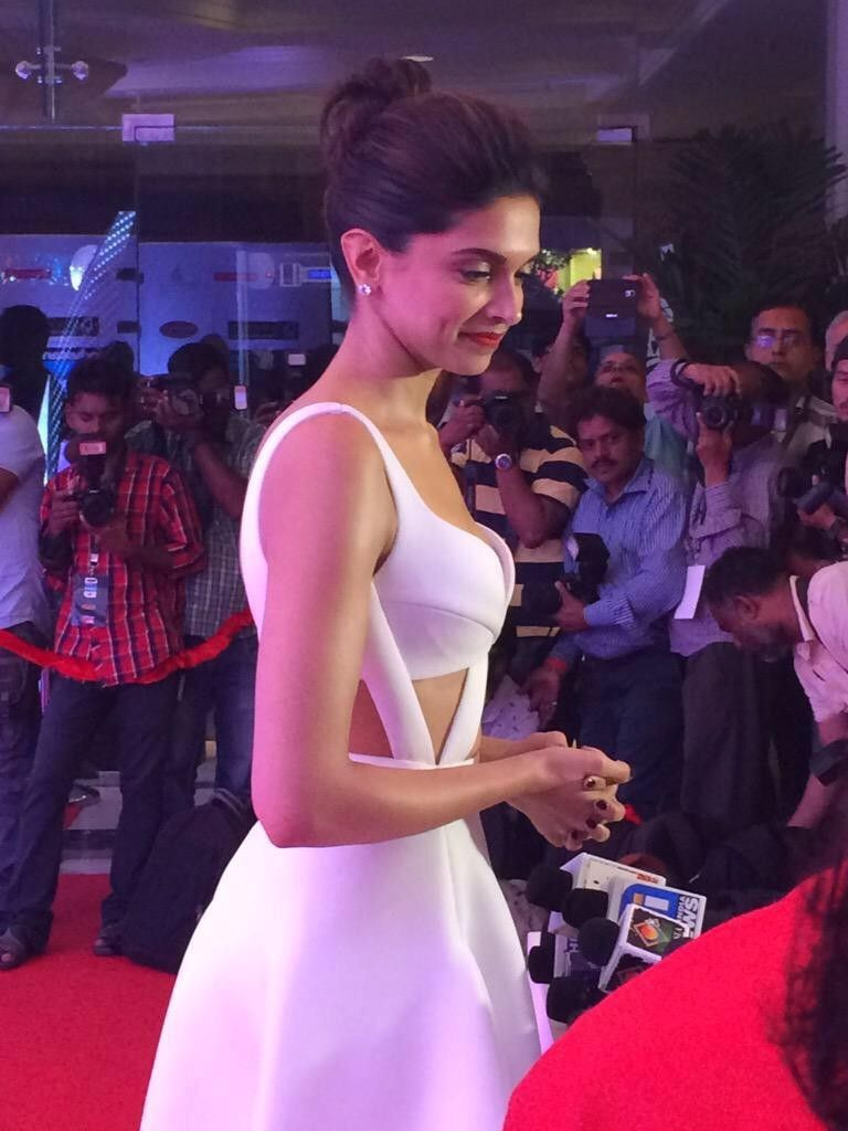Deepika Padukone at HT Mumbai's most Stylish Awards 2015