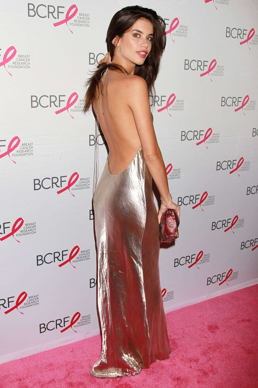 Sara Sampaio - Cancer Research Foundation Party in NYC
