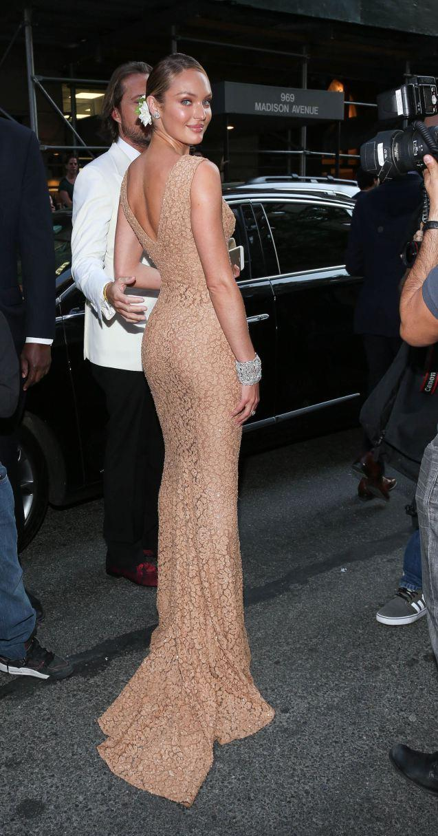 Candice Swanepoel at 'China: Through The Looking Glass'