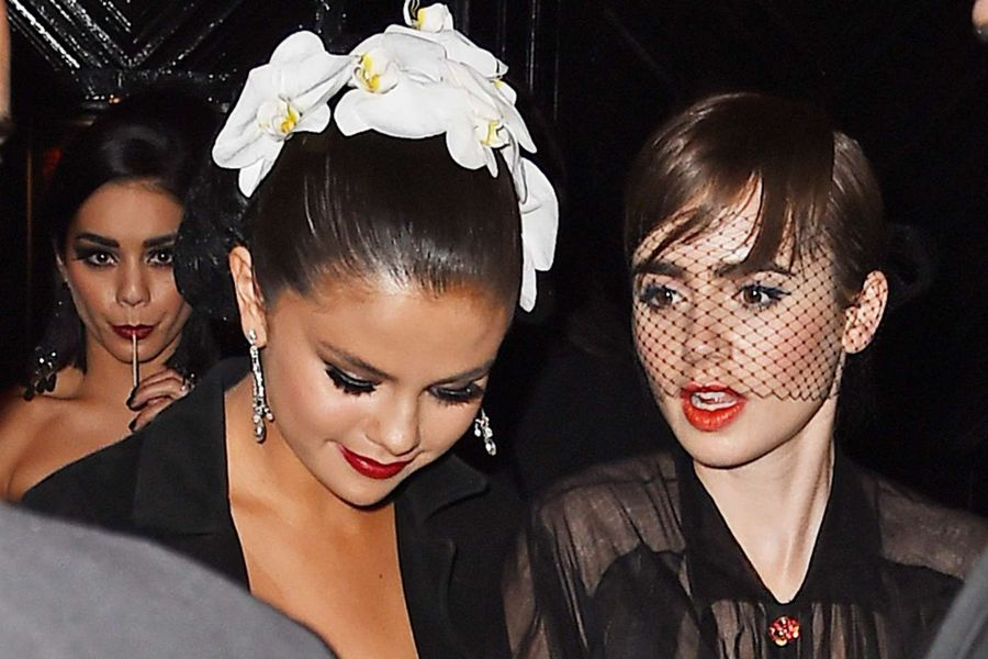 Selena Gomez Caught Everyone's Attention at Met Gala