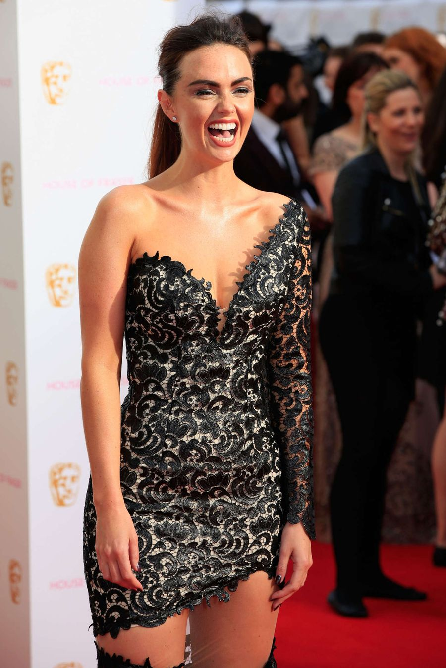 Jennifer Metcalfe - BAFTA Awards 2015 in London