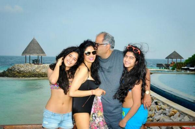 Jhanvi Kapoor Private Photos