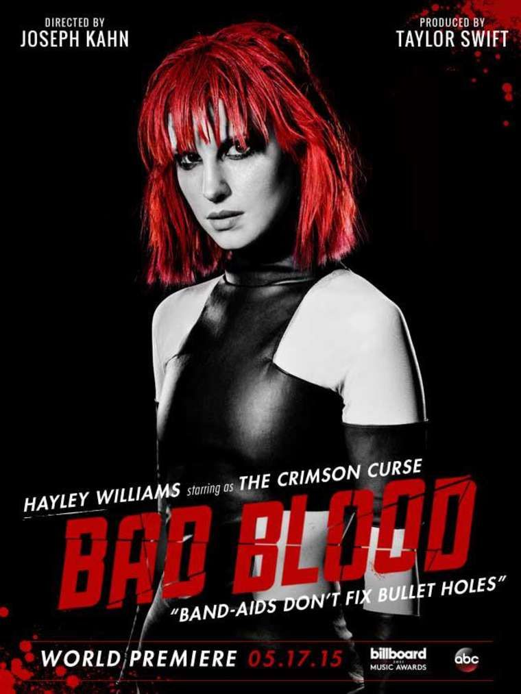 Taylor Swift's 'Bad Blood' Keeps Getting Star Studded