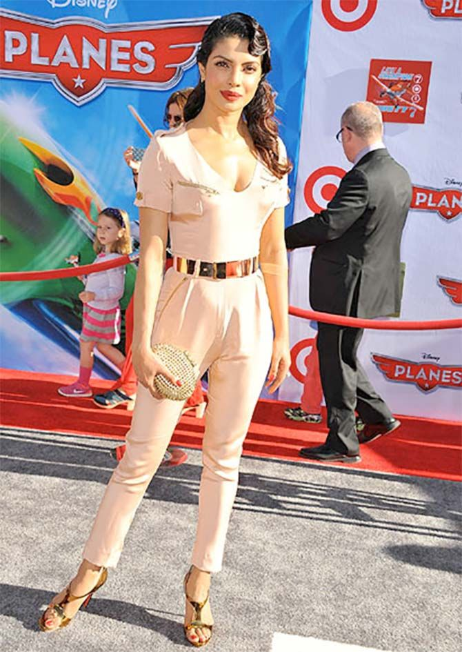 Priyanka's HOTTEST Hollywood appearances?