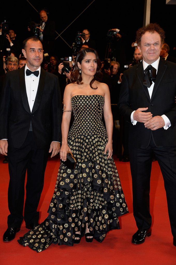 Salma Hayek Brings 'The Tale Of Tales' to Cannes