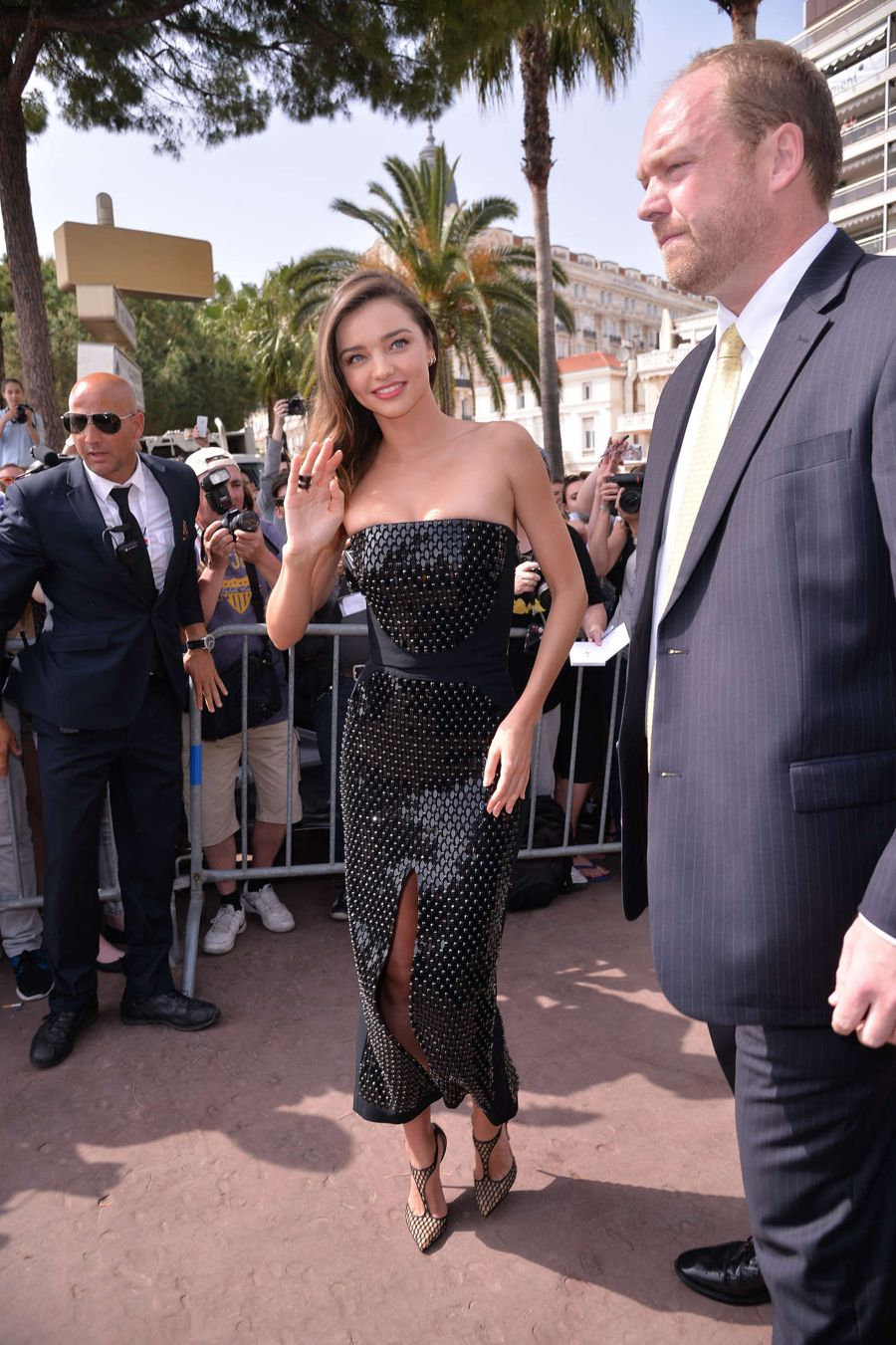 Miranda Kerr - Named as Ambassador for Magnum in Cannes