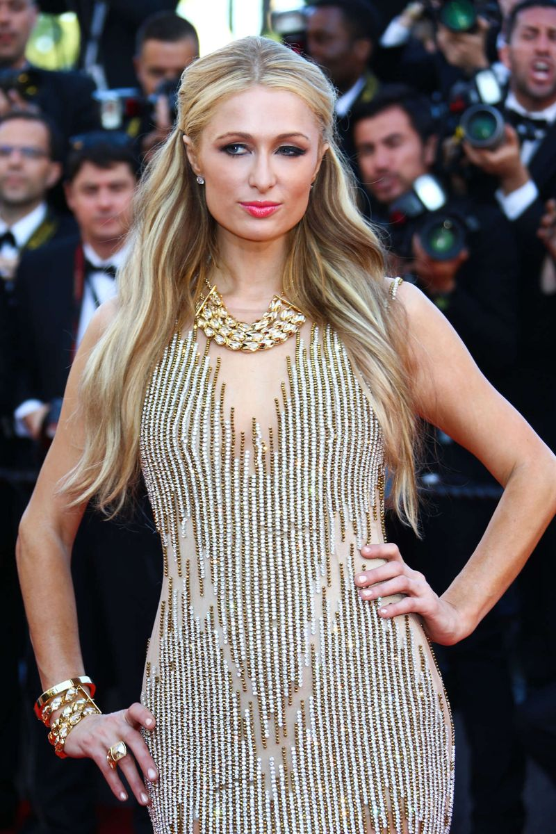 Paris Hilton - 'Inside Out' Premiere in Cannes