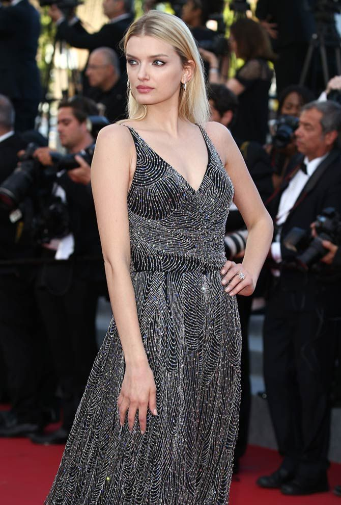 Model Behaviour: Heavenly bodies at Cannes