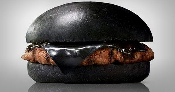 Japan's Burger Kings Sell Black Burgers