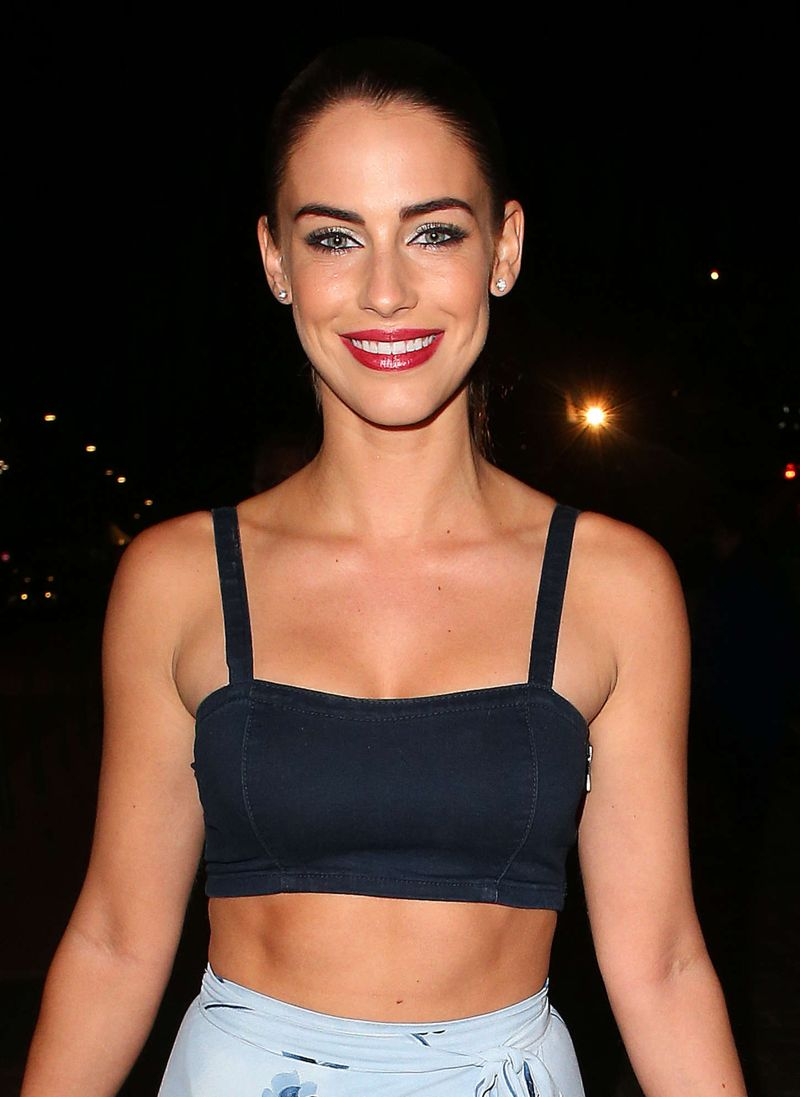 Jessica Lowndes  Night Out in Cannes