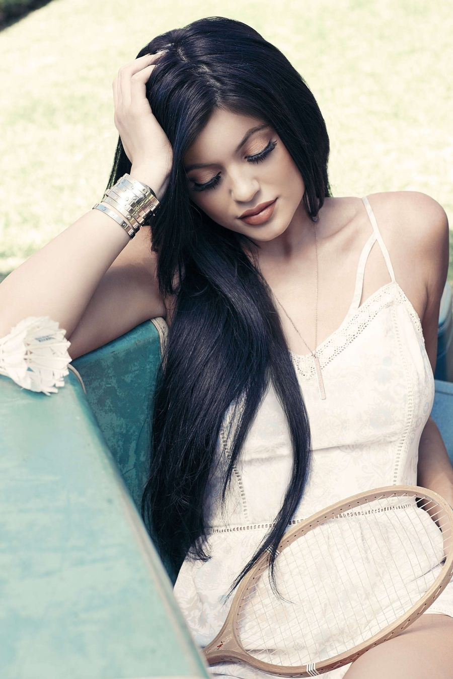 Kendall Jenner and Kylie Jenner - Flirty in Fit Figures