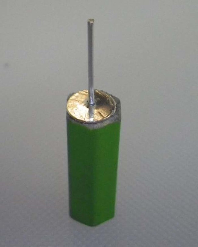 Pencil Made Into Awesome Piece of Jewelry