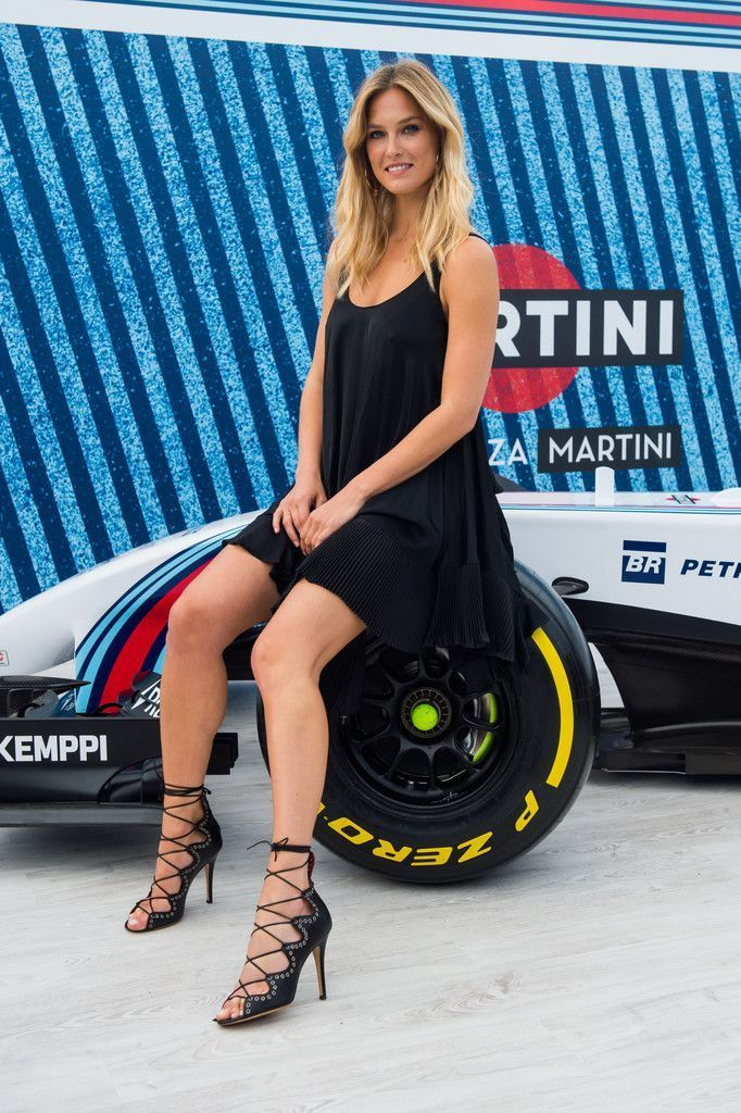 MARTINI Announces Bar Refaeli as Global Race Ambassador