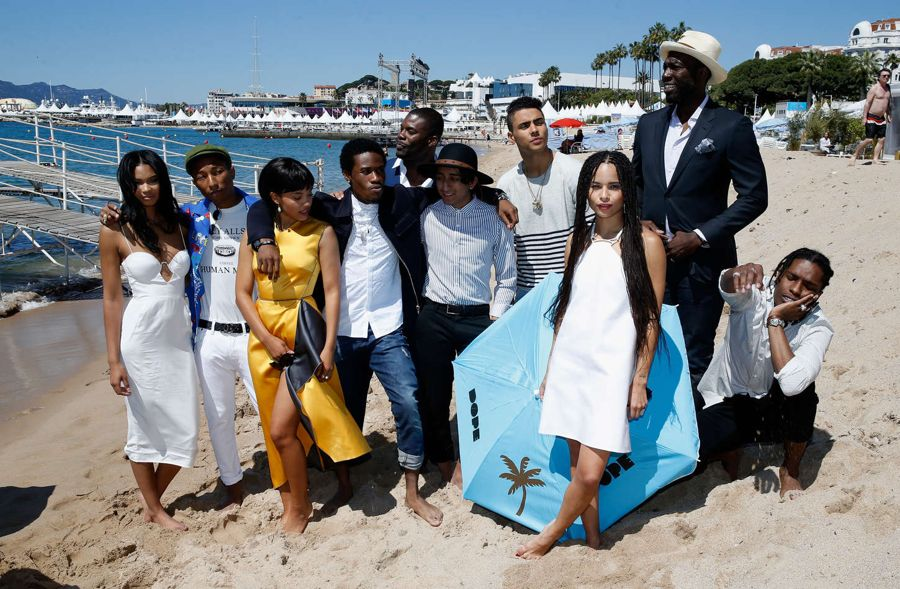 Chanel Iman 'Dope' Photocall in Cannes