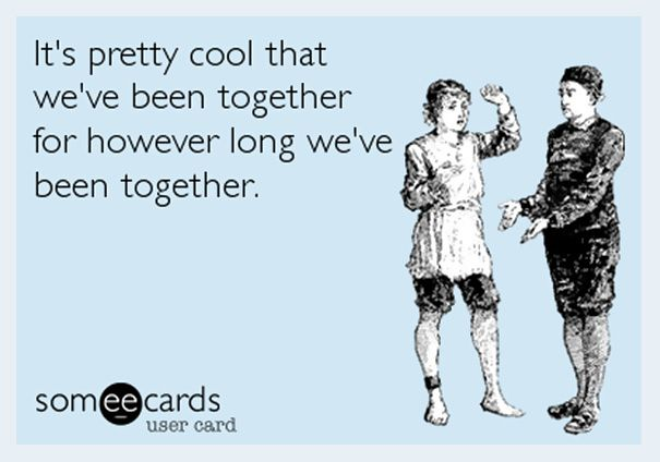 Incredibly Honest Love Cards For Couple with Humor