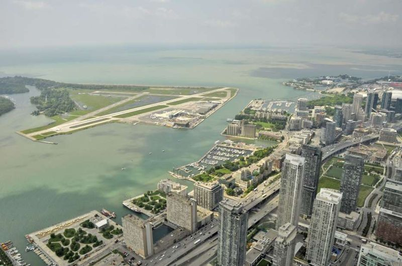 World's 20 most scenic airport runways