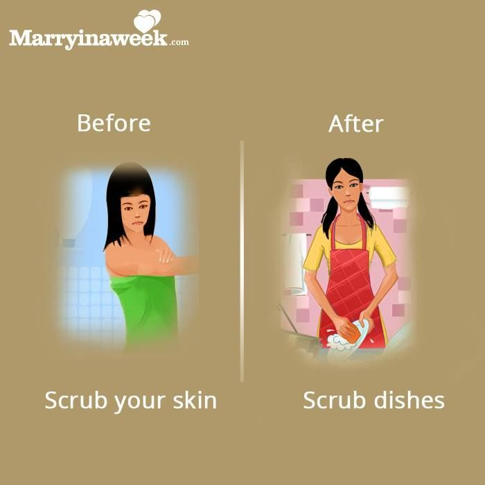 Girl's Life - Before Vs After Marriage