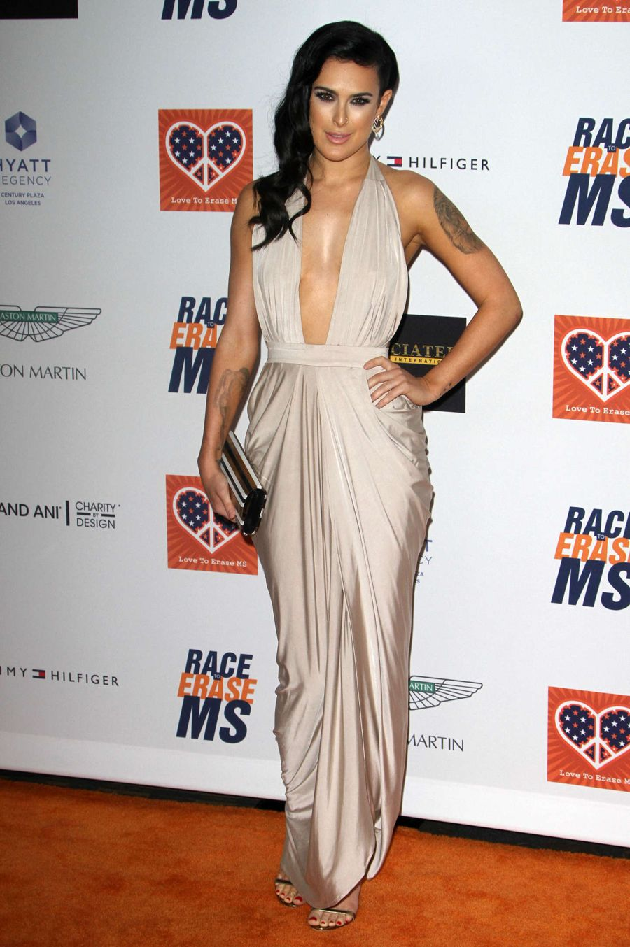 Rumer Willis - Annual Race To Erase MS Event in Century